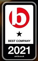 Best Company Badge 2021