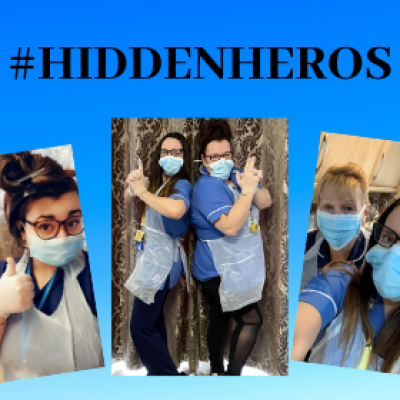 Hidden heros at Caring Connections